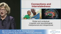 Thursday General Session -  Creative Synergies Between Research and Practice: Working Together to Build Better Interventions for Children and Adolescents with Reading Disabilities